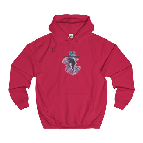The Unicorn - College Hoodie