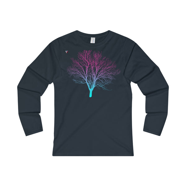 Neon Tree - Ladies' Long Sleeve T-Shirt