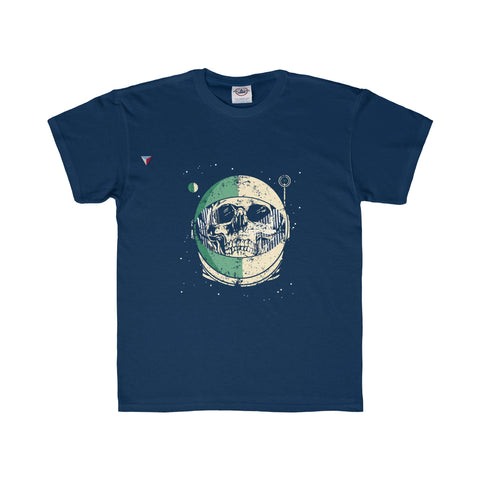 Helmet Skull - Youth Regular Fit Tee
