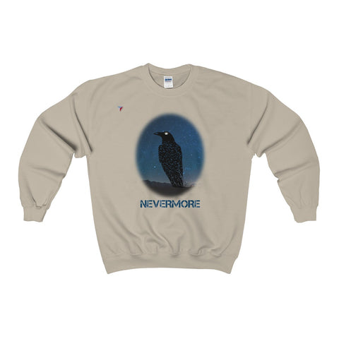 Raven Nevermore Heavy Blend™ Adult Crewneck Sweatshirt