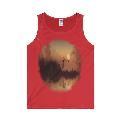 Japanese Sundown Tank Top