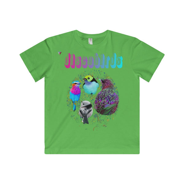 Discobirds Youth Fine Jersey Tee