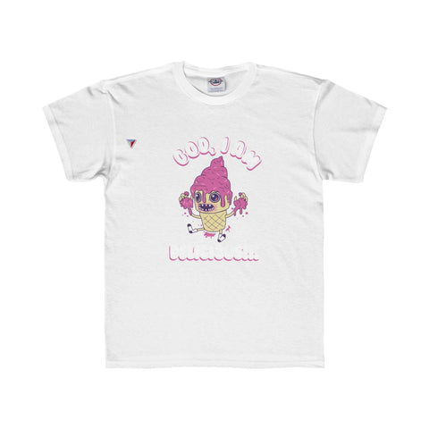 God I'm Delicious Ice-Cream - Youth Regular Fit Tee