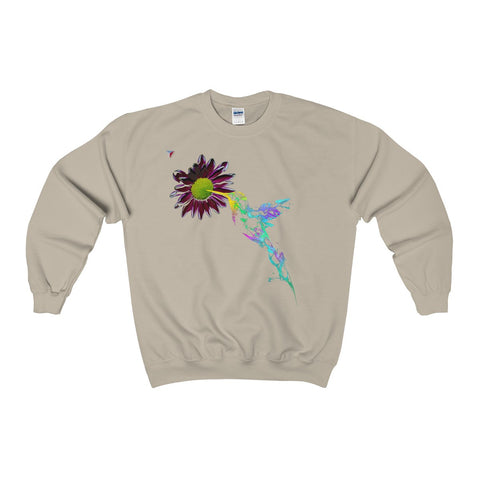Neon Colibri Heavy Blend™ Adult Crewneck Sweatshirt
