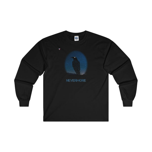 Raven Nevermore Ultra Cotton Long Sleeve T-Shirt