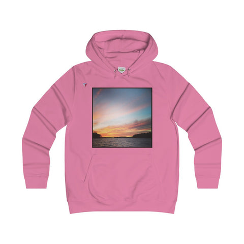 Natural Beauty Girlie Hoodie