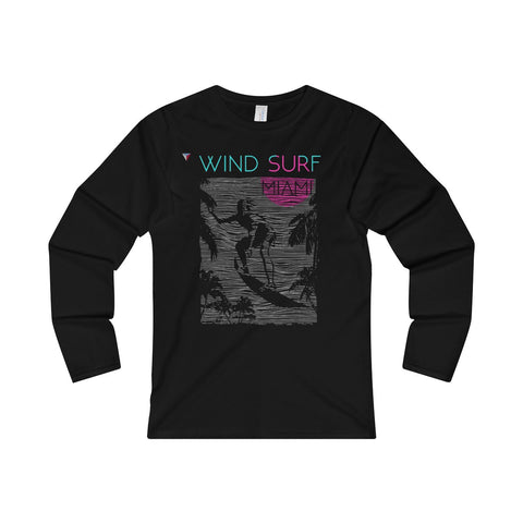 Wind Surf Miami Ladies' Long Sleeve T-Shirt