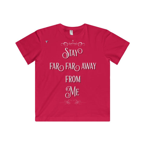 Stay Away Youth Fine Jersey Tee