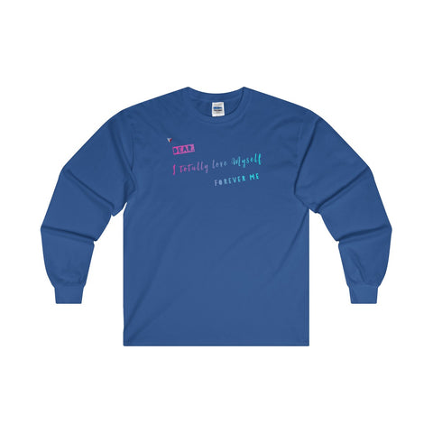 Love Myself Ultra Cotton Long Sleeve T-Shirt