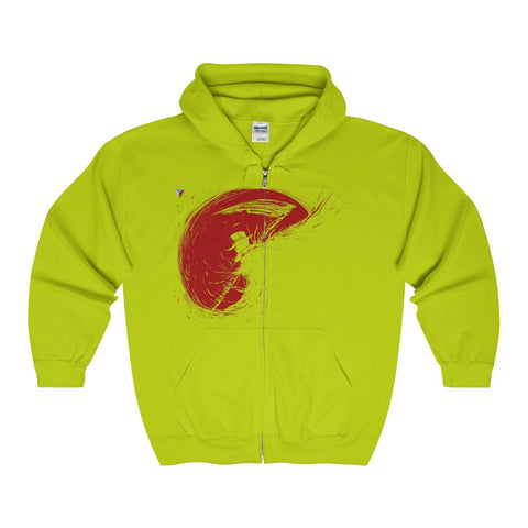 Bloodmoon Full Zip Hooded Sweatshirt