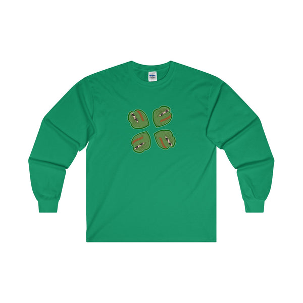 Pepe - Ultra Cotton Long Sleeve T-Shirt