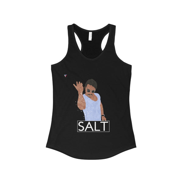 Salt Bae The Ideal Racerback Tank