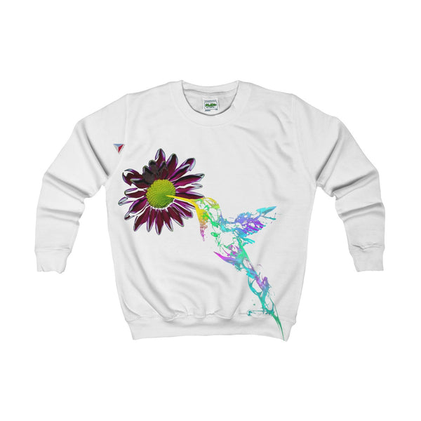 Neon Colibri Kids AWDis Sweat