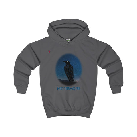 Raven Nevermore Kids Hoodie
