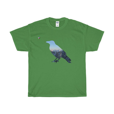 Mountain Raven Heavy Cotton T-Shirt