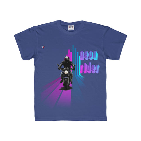 Neon Rider - Youth Regular Fit Tee