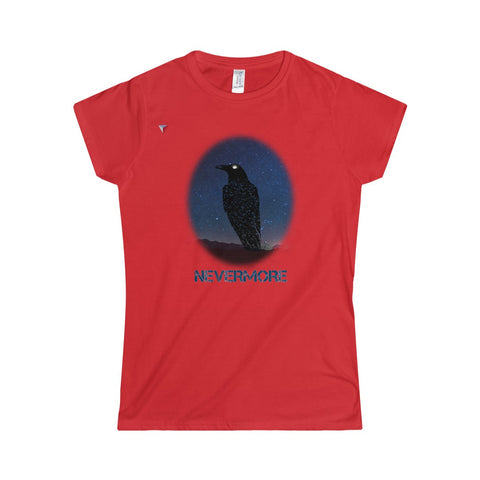 Raven Nevermore Softstyle Women's T-Shirt