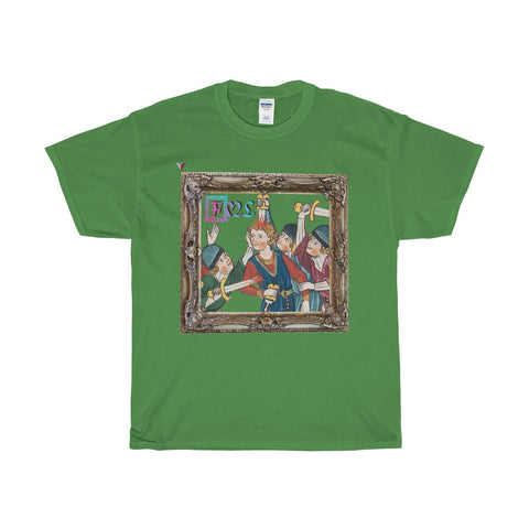 FML Medieval Art Heavy Cotton T-Shirt
