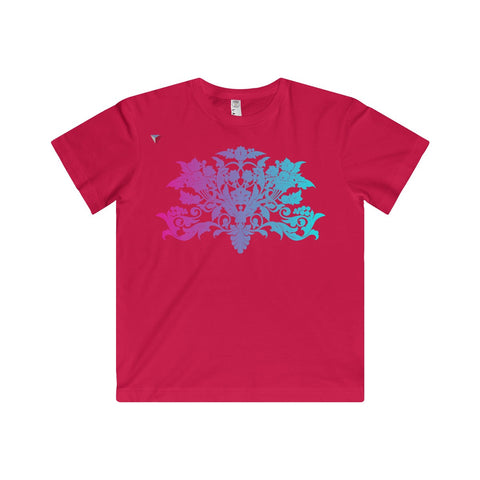 Colorful Baroque Youth Fine Jersey Tee