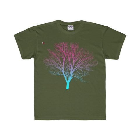 Neon Tree - Youth Regular Fit Tee