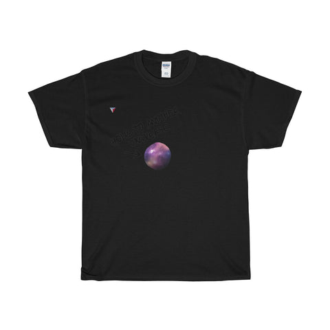 Hole To Another Universe Heavy Cotton T-Shirt