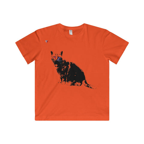 Black Cat Youth Fine Jersey Tee