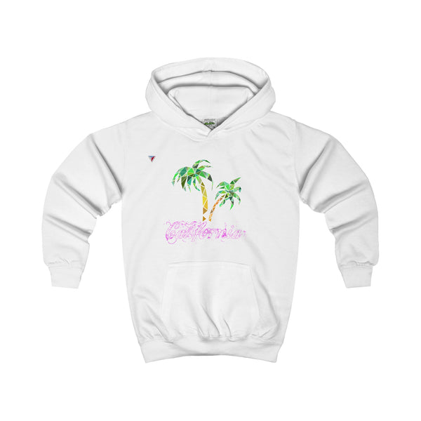 California Palm Tree - Kids Hoodie
