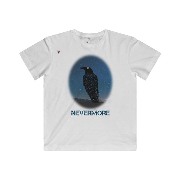 Raven Nevermore Youth Fine Jersey Tee
