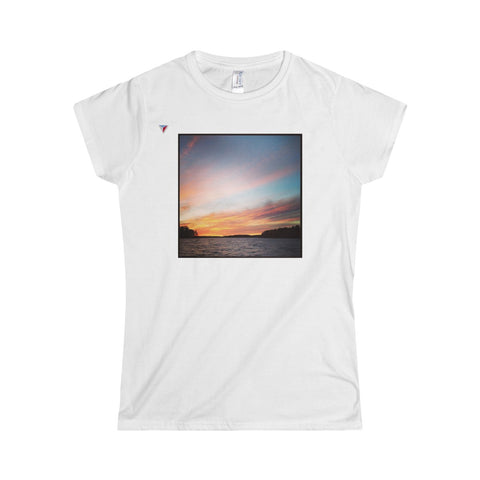 Natural Beauty Softstyle Women's T-Shirt
