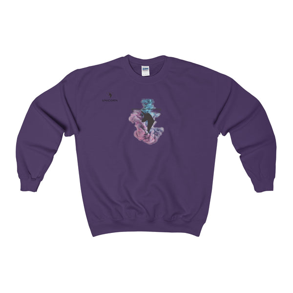 The Unicorn - Heavy Blend™ Adult Crewneck Sweatshirt