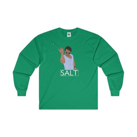 Salt Bae Ultra Cotton Long Sleeve T-Shirt