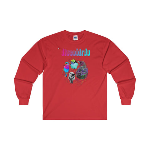 Discobirds Ultra Cotton Long Sleeve T-Shirt
