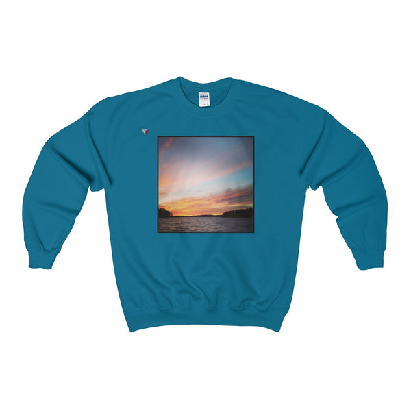 Natural Beauty Heavy Blend™ Adult Crewneck Sweatshirt