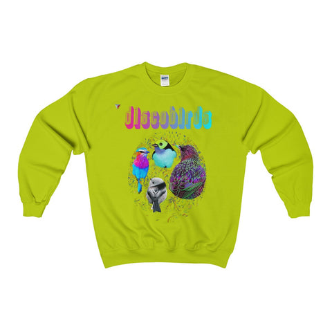 Discobirds Heavy Blend™ Adult Crewneck Sweatshirt