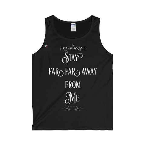 Stay Away Tank Top