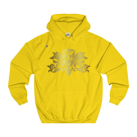 Gold Baroque Hoodie