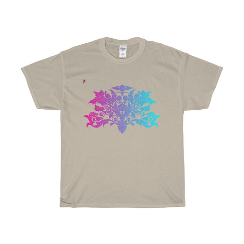 Colorful Baroque Heavy Cotton T-Shirt