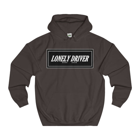 Lonely Driver Hoodie