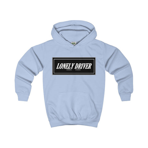 Lonely Driver Kids Hoodie