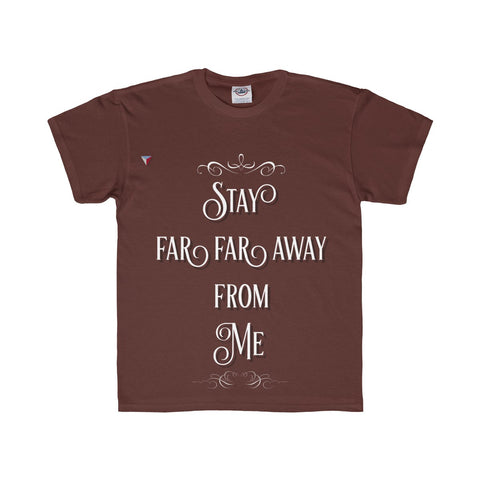 Stay Away Youth Regular Fit Tee