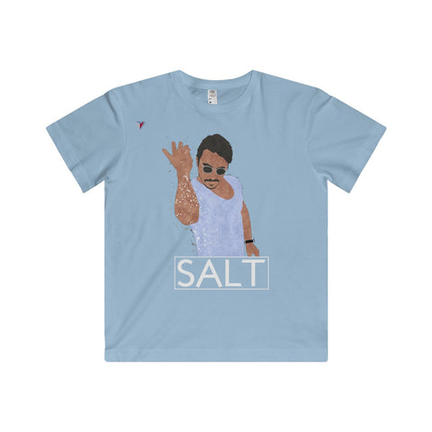 Salt Bae Youth Fine Jersey Tee