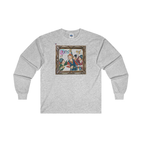 FML Medieval Art Ultra Cotton Long Sleeve T-Shirt