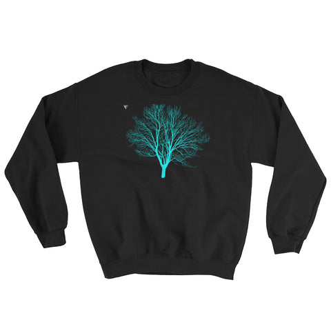 CyanTree Heavy Blend Crewneck Sweatshirt