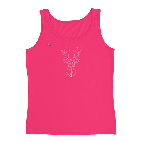 Grey Deer Ladies' Tank
