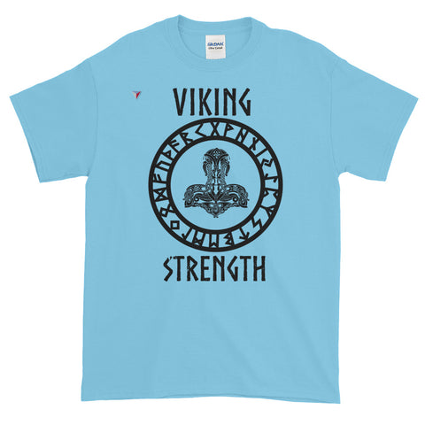 VikingStrengthShield - B Short-Sleeve T-Shirt