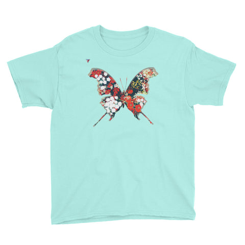 FunkButterfly Youth Short Sleeve T-Shirt