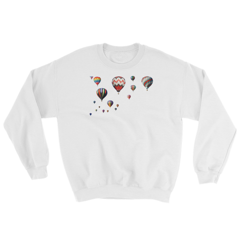 Balloon Fun Heavy Blend Crewneck Sweatshirt