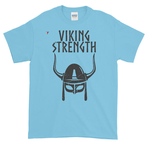 VikingStrengthHead - B Short-Sleeve T-Shirt