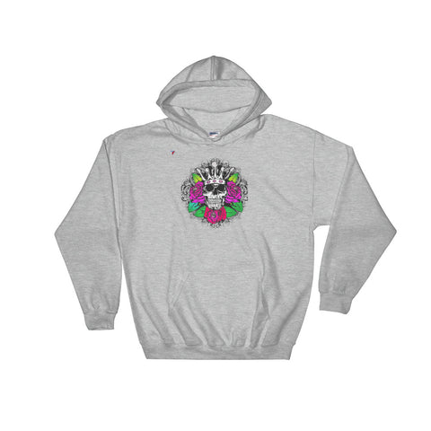 CrownSkull Hooded Sweatshirt