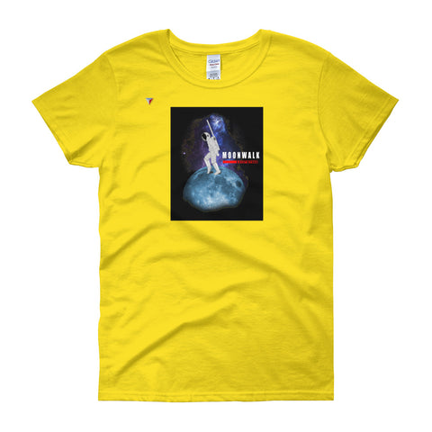 Moonwalk Women's short sleeve t-shirt